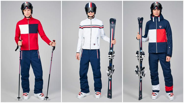 fc969944 Tommy Hilfiger teams up with Rossignol on skiwear capsule collection ...