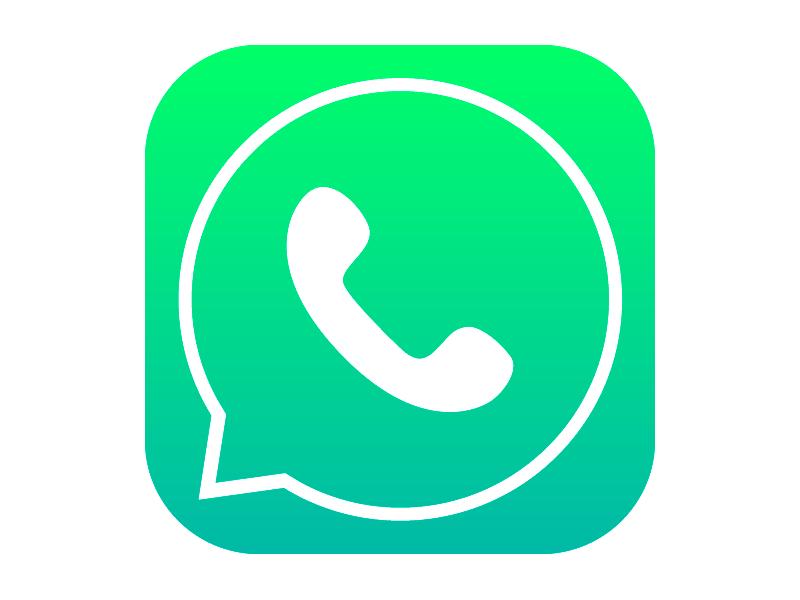 Whatsapp Icon With Ios7 Style Ios 7 Icon Mobile App Icon