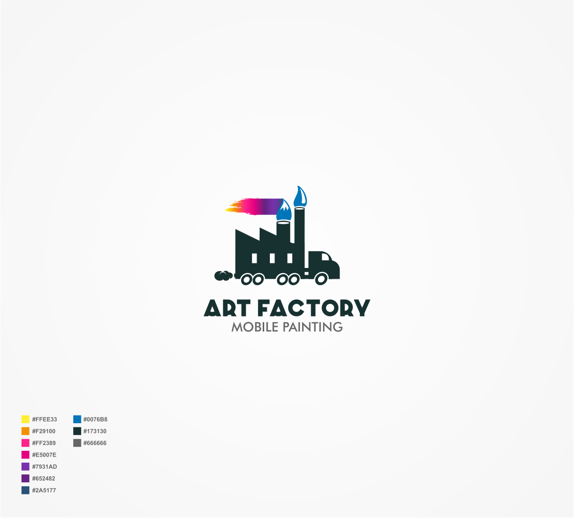 ART FACTORY Logo.