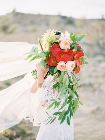 LOVE the shape of the bouquet
