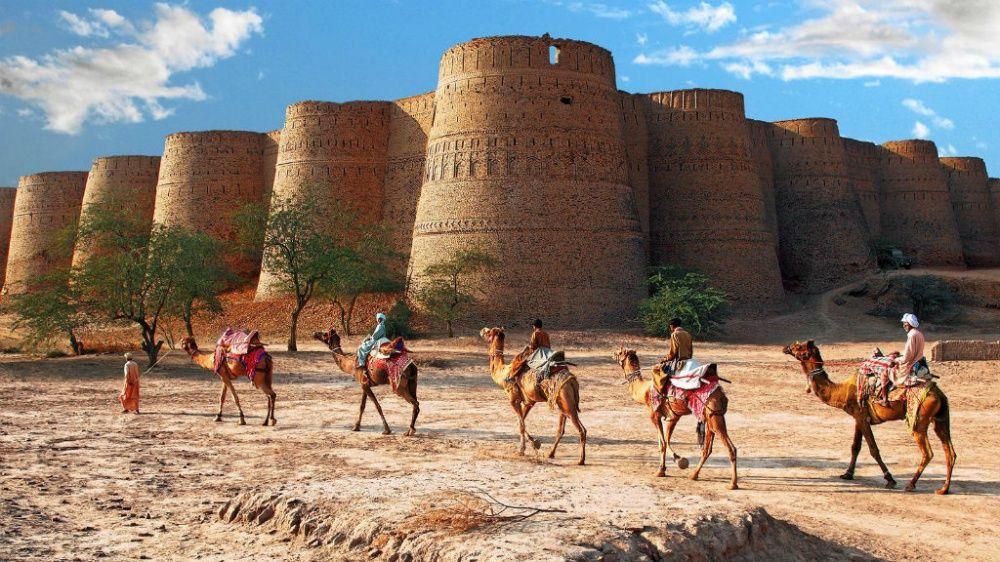 Forte de Derawar, Paquistão