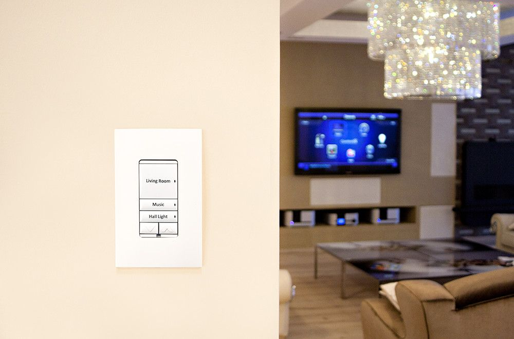Inspiration Home Automation Smart Home Design Home Automation System