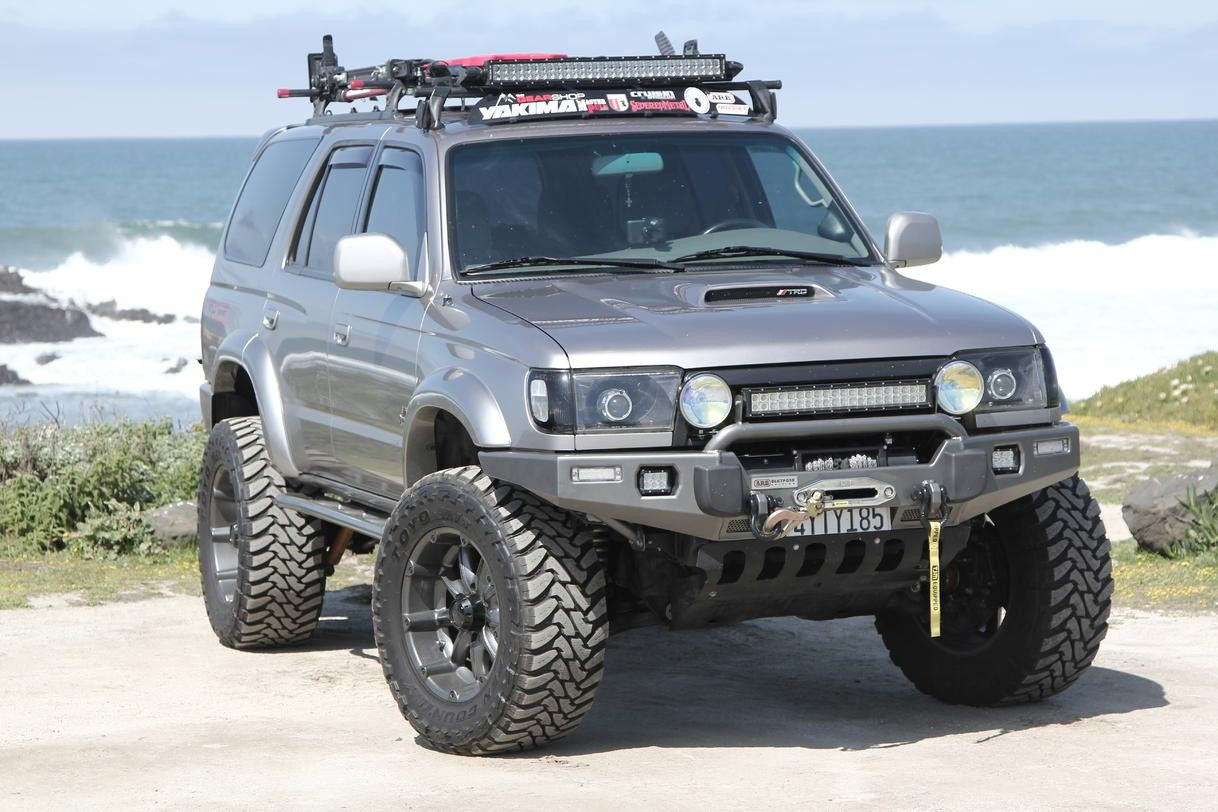 Pin By Bradley Adams On 4runner Pinterest Toyota Jeep Wrangler Camper Unlimited Car Parts Wranglers Offroad 4x4 Jeeps Garage