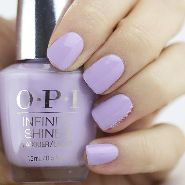 OPI Infinite Shine In Pursuit Of Purple | Nail Polish | Opi