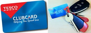Tesco Clubcard Tesco Groceries Grocery Store Loyalty