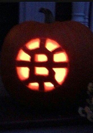 Boston Bruins Hockey Pumpkin Carving Halloween Pumpkins Gourds