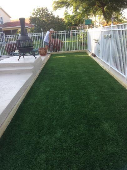 Mobile Turf Backyard Artificial Grass Backyard Artificial Turf Backyard