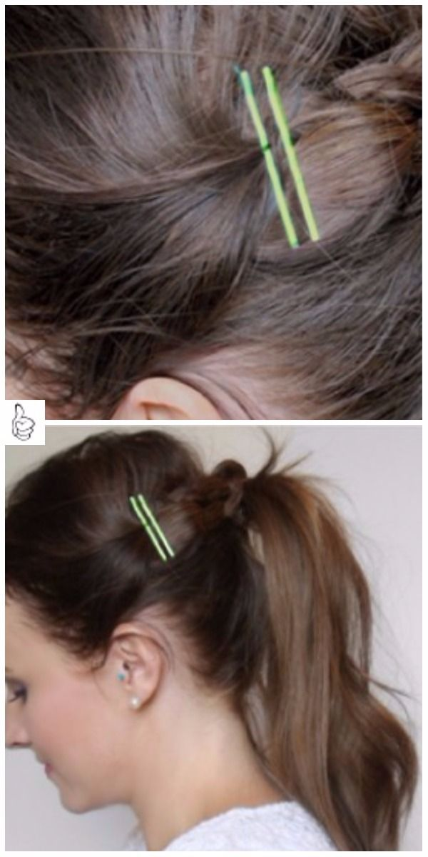 Bobby Pin Hacks: Quick Bobby Pin Hairstyles For Busy ...