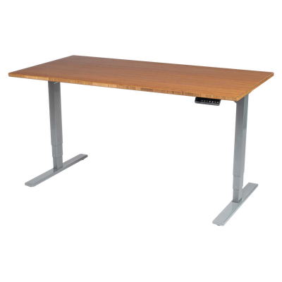 Uplift 900 Sit Stand Desk With Premium 1 Thick Bamboo Top Adjustable Height Desk Stand Up Desk Standing Desk