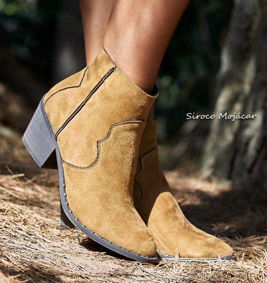 cd9b4afec Los botines Parker Camel son ideales para comenzar con buen pie la nueva  temporada de otoño