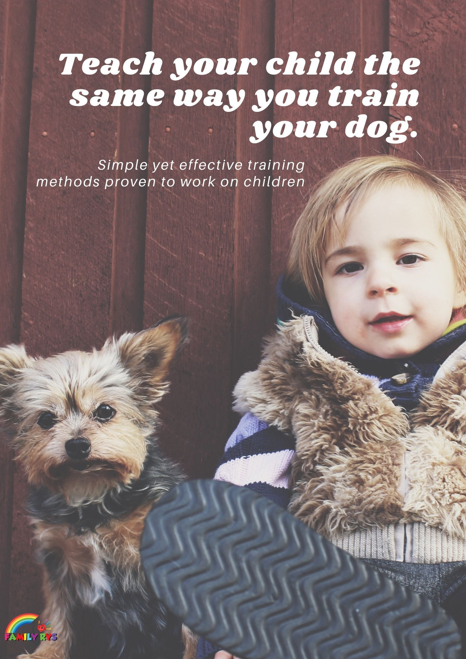 Children Are Like Dogs In