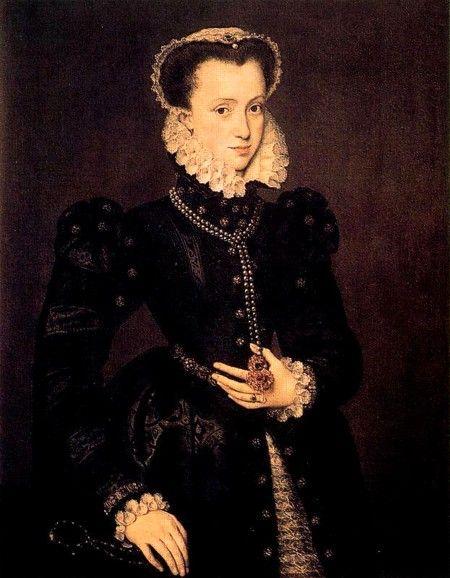 Elisabeth von Österreich future Queen of France*5.6.1554