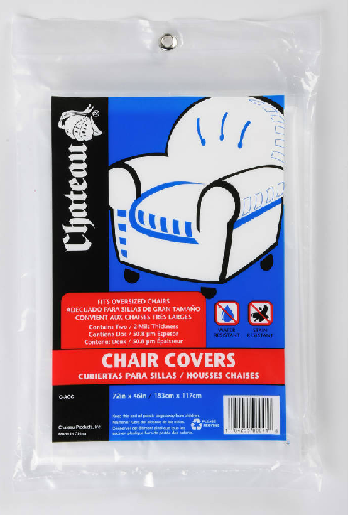 Miraculous Chateau Chair Cover 2 Pack 76 X 46 Will Fit Large Andrewgaddart Wooden Chair Designs For Living Room Andrewgaddartcom