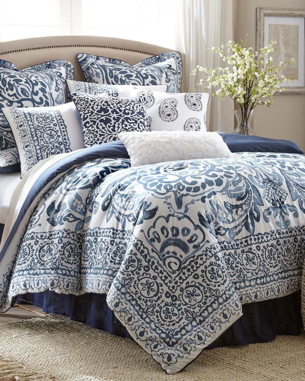 Exclusively Ours 3 Piece Bernina Duvet Collection Comforters