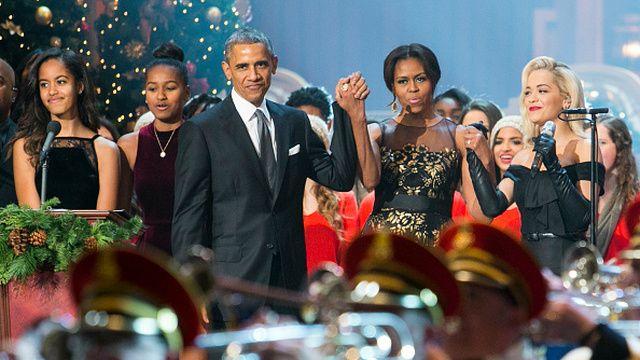 Obama Celebrates 50th Anniversary of 'Charlie Brown Christmas ...