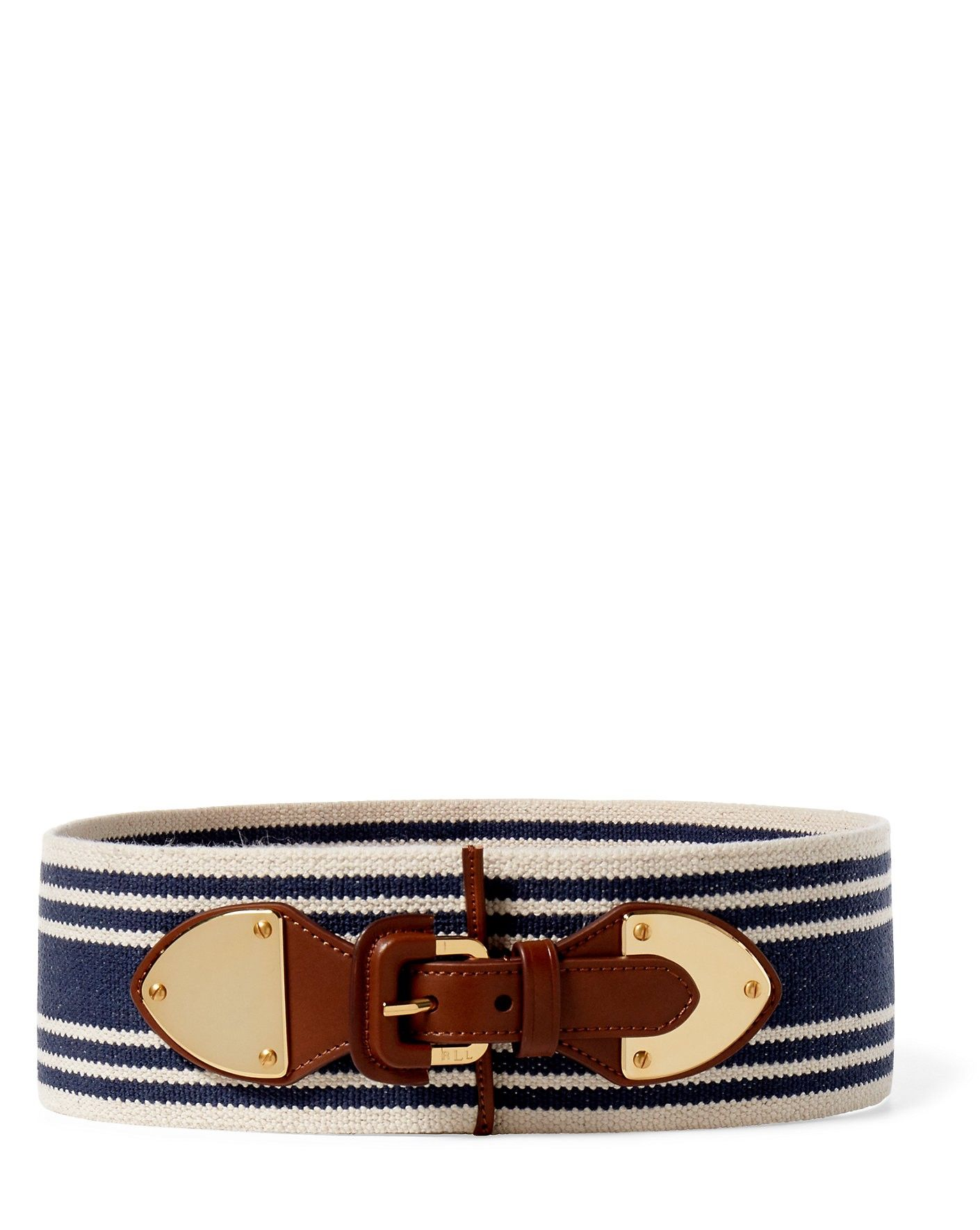 6cbfdb2fc6 RALPH LAUREN Striped Wide Stretch Belt. #ralphlauren #all | Ralph ...
