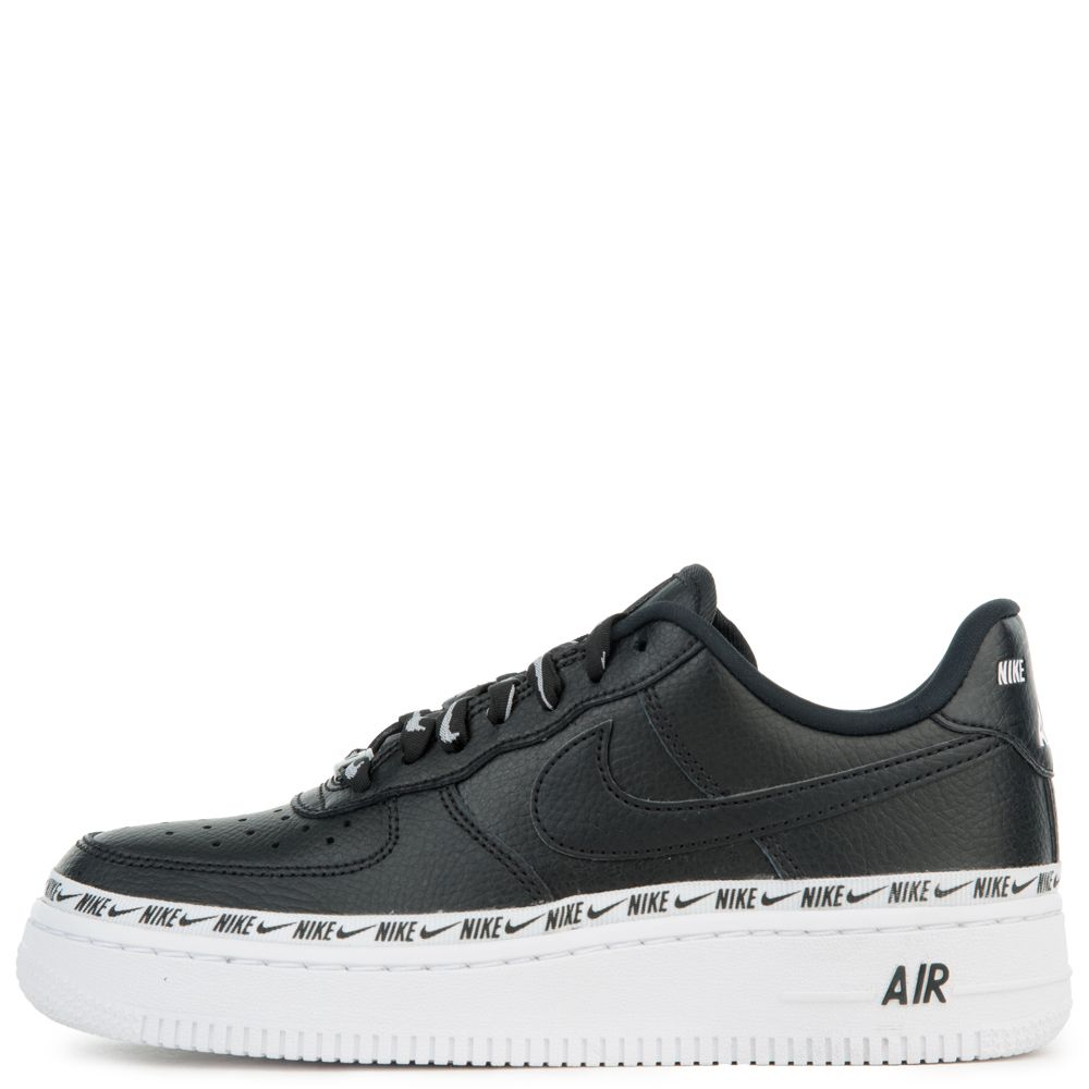 346da18ea11 Nike Air Force 1 '07 Se Prm Black/black-white | Shoes in 2019 | Nike ...