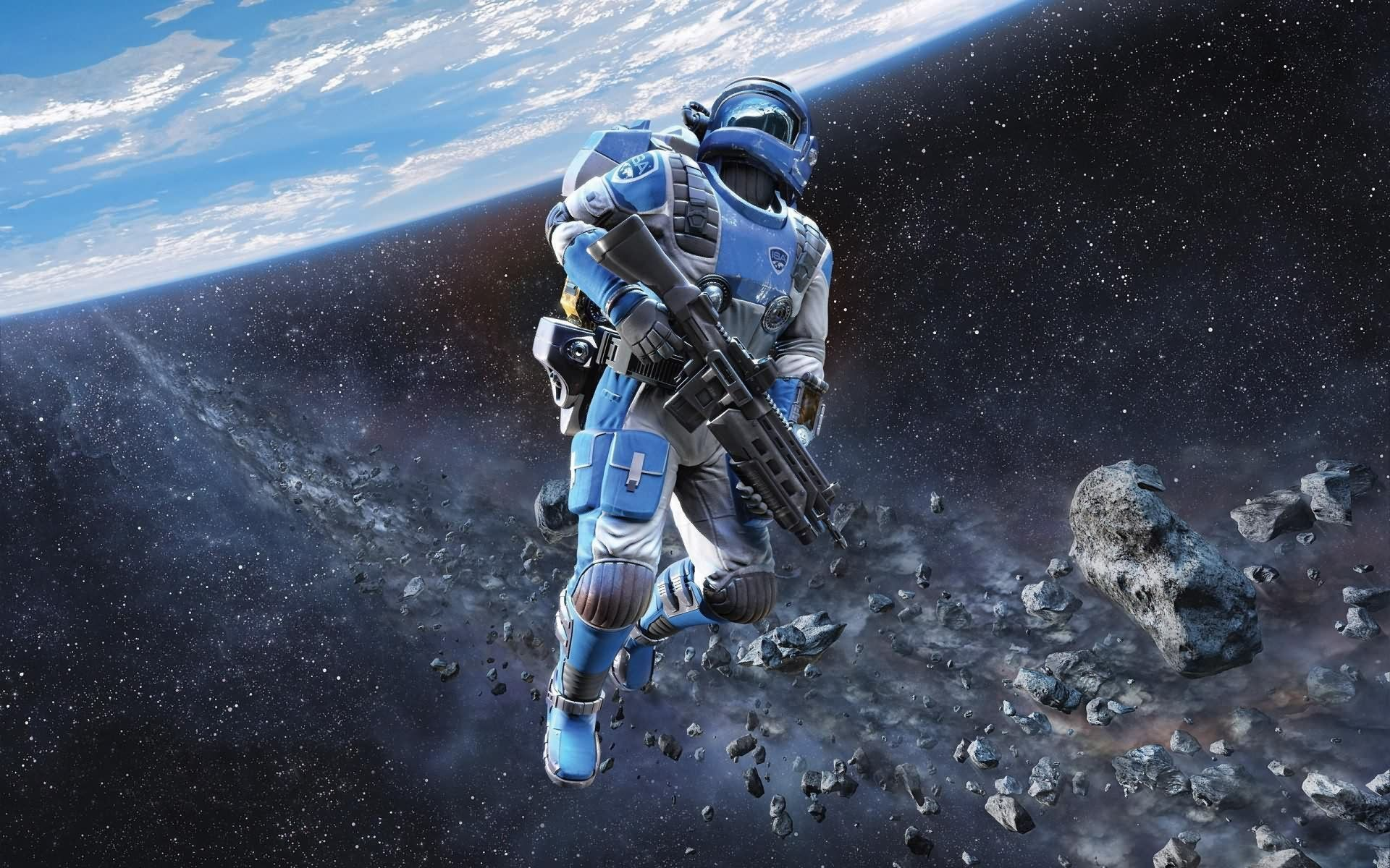 Sci Fi Wallpapers Full Hd Amazing Wallpapers Pinterest