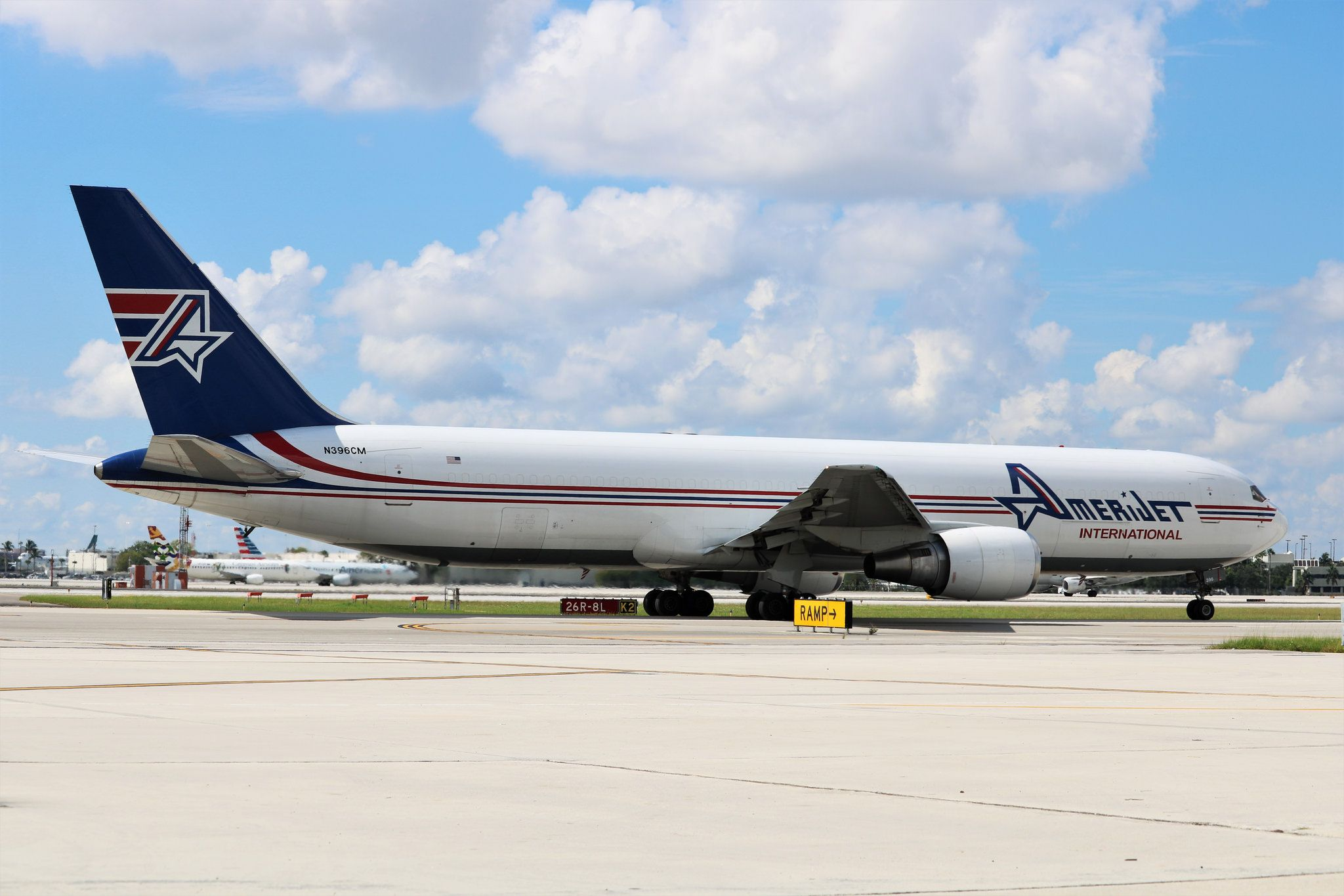 Amerijet International 767 in 2020 (With images) Cargo