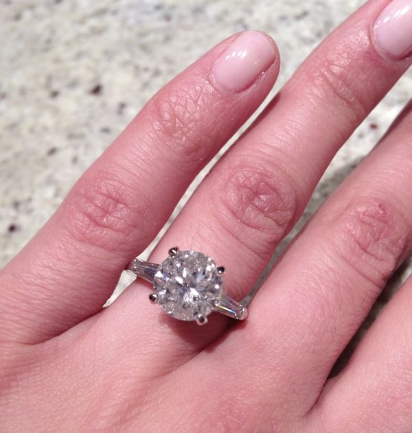 classic brilliant cut engagement rings by harry winston engagement rings diamond wedding - Harry Winston Wedding Rings