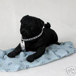 Sandicast Black Pug Black Pug Puppies Pugs Dogs