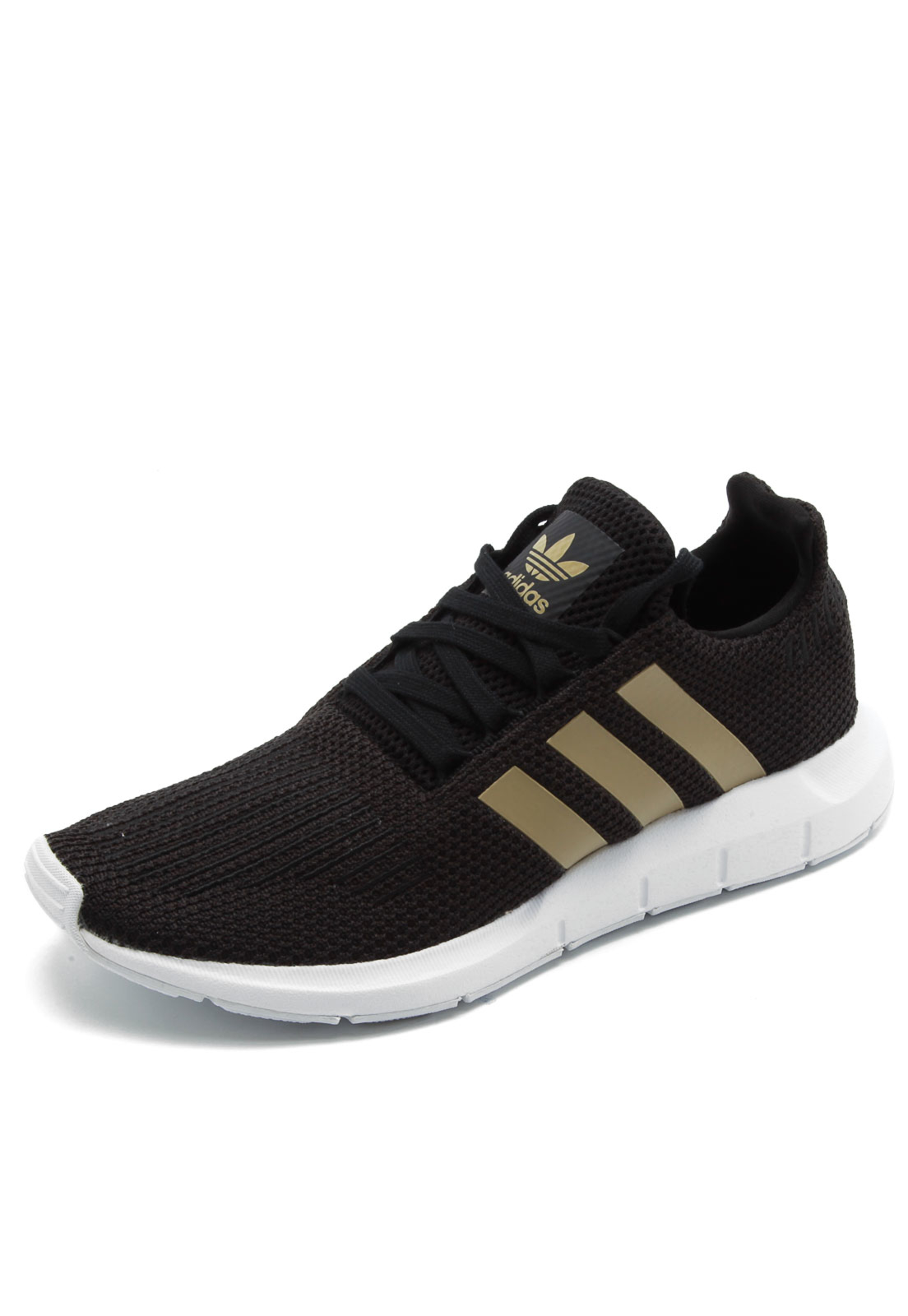 Tênis adidas Originals Swift Run W Preto | Adidas originals