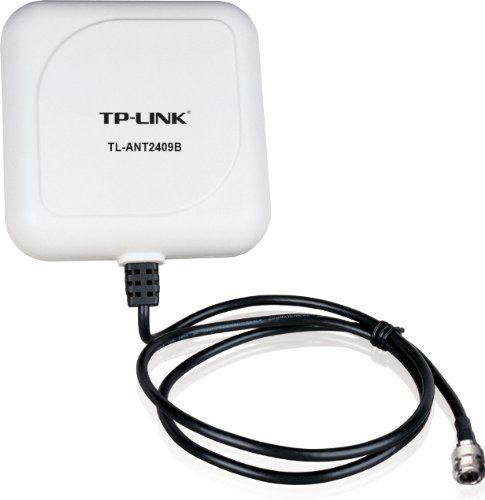 Tplink Tlant2409b 24ghz 9dbi Outdoor Directional Antenna N Female Connector 1m3ft Cable Style Ntype Connector Size 9d Tp Link Computer Accessories Wifi Antenna