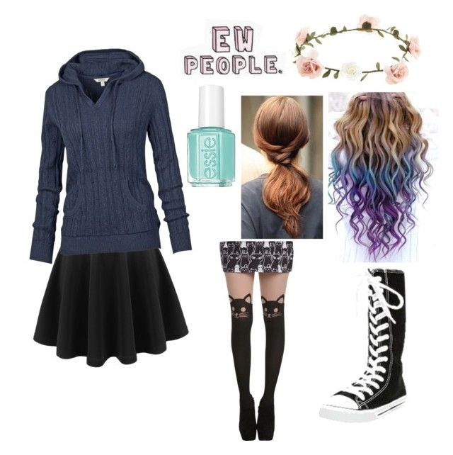 """Night out"" by yetanotherfangirl ❤ liked on Polyvore"