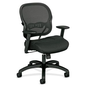 Basyx By Hon Vl712mm10 Mid Back Mesh Task Chair Mesh Task Chair