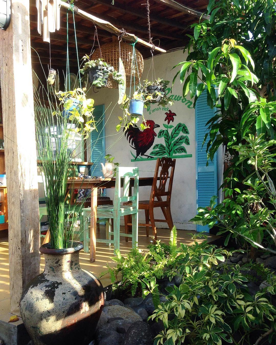 68 Likes 2 Comments Salim Maininterior On Instagram Hello December Tumbuh Bersama Alam Quot Rumah Kebun Arsitektur Dekorasi Rumah
