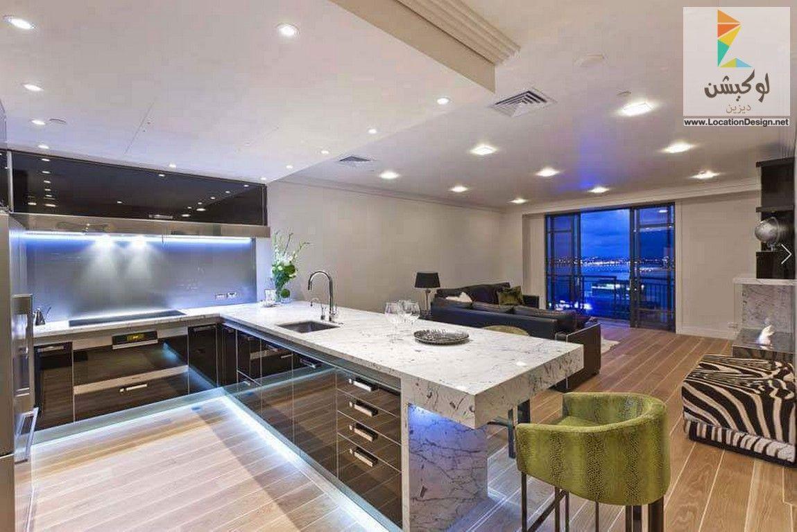 للحصول على مطبخ مميز ننصحكم بمشاهدة أحدث كتالوج صور تصاميم و أشكال وألوان مطابخ مودرن بتصميما Modern Kitchen Design Luxury Kitchen Design Modern Marble Kitchen