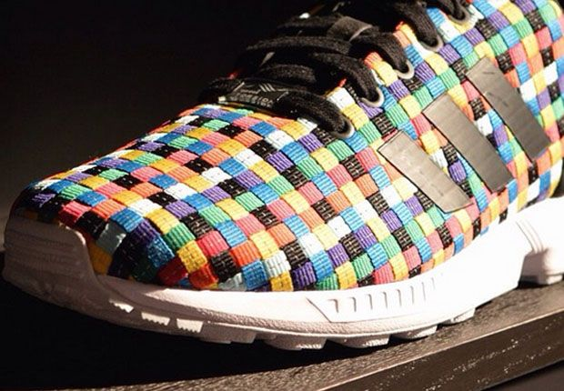 Adidas Zx Flux Reflective Woven