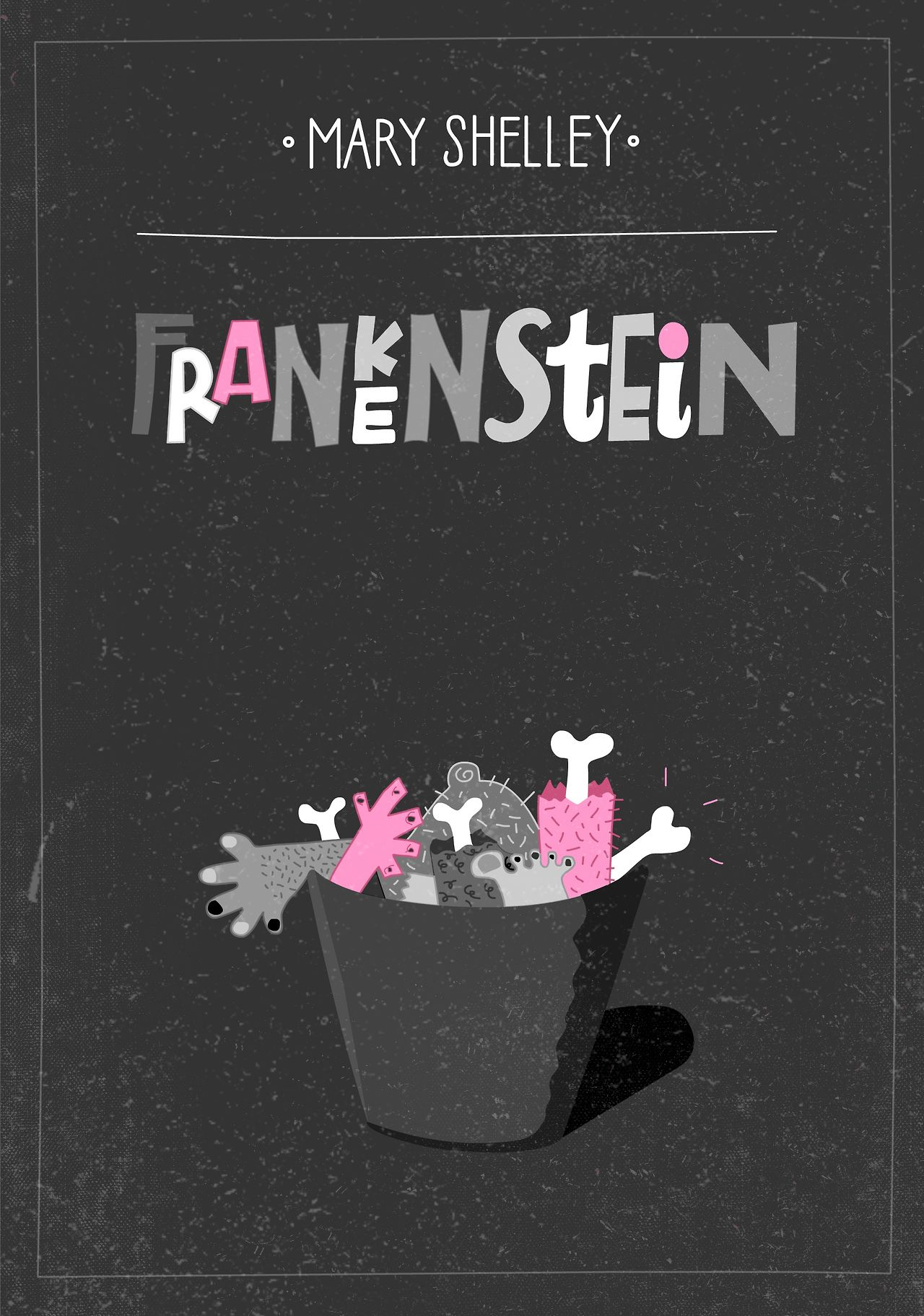 Mary Shelley Frankenstein Readymade Book Cover Classic Books Frankenstein Book Book Cover