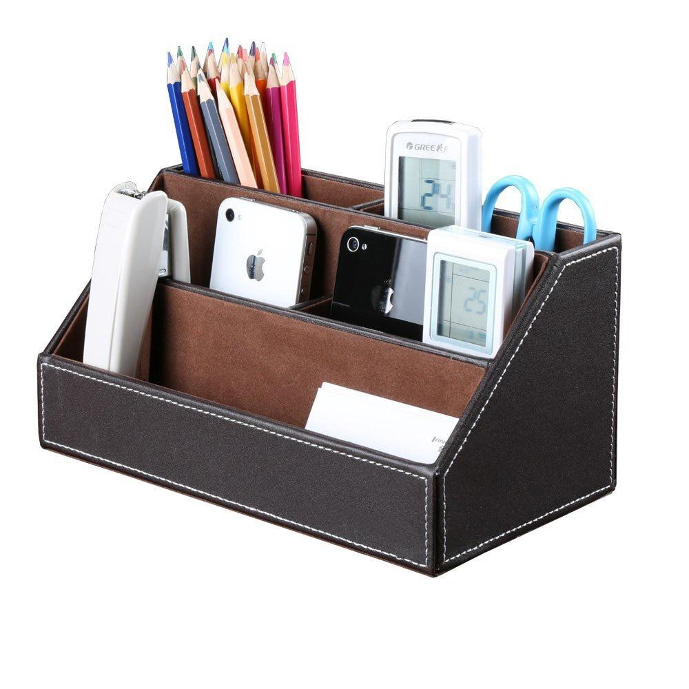 This Office Desk Organizer Holds Are Your Pens Office Supplies