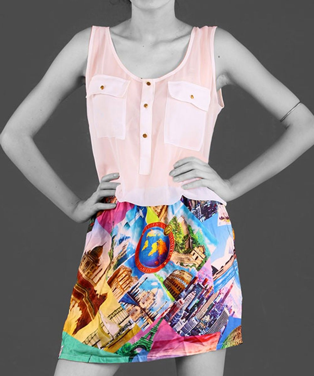White Lycra Printed.find more women fashion check out www.gawzus.com