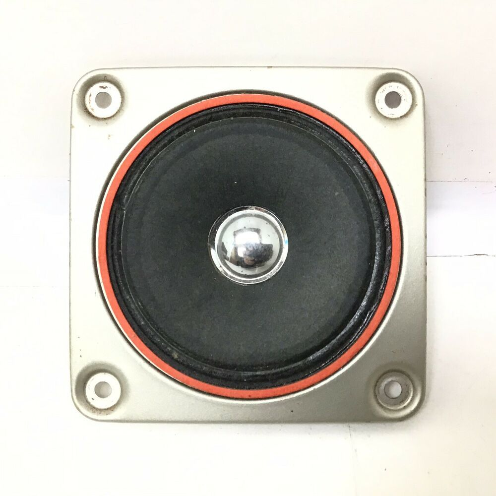 "Working Fisher 3"" Inch 8 Ohm Tweeter Speaker SA80455-1"
