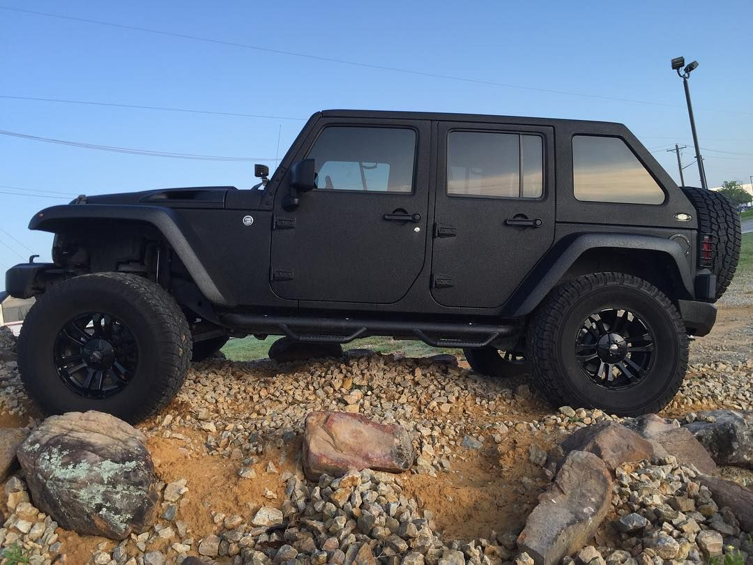 2013 Custom Jeep Wrangler for sale!! Check it out on our