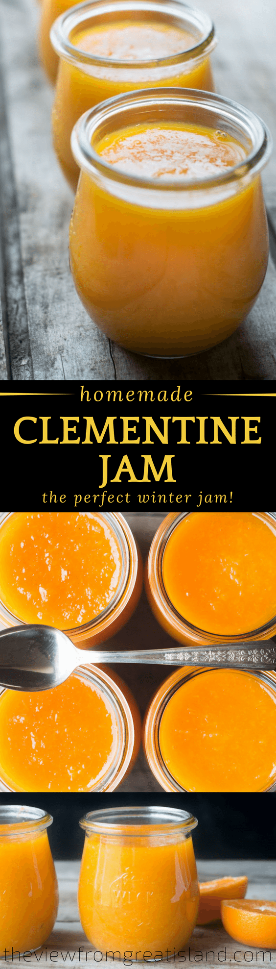 Clementine Jam has a unique brilliantly fresh flavor that plays well with all kinds of toast croissants scones and biscuits