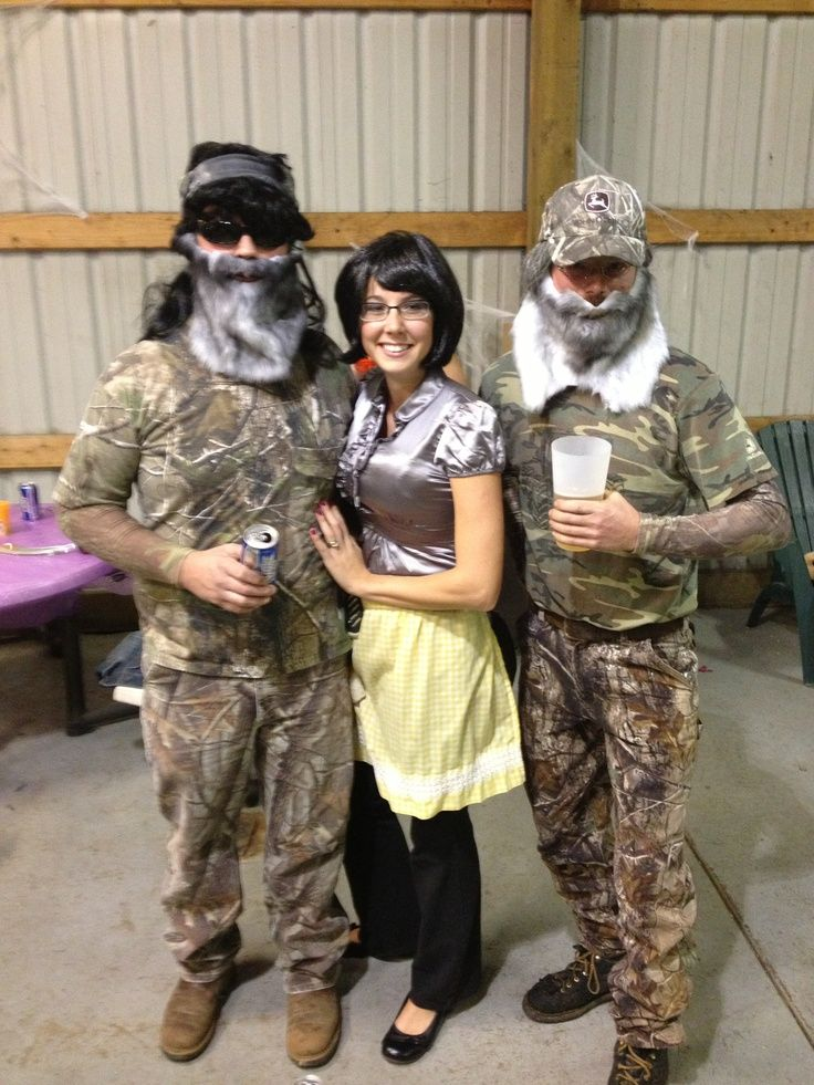 phil on duck dynasty halloween costumes | Duck Dynasty homemade costumes- Phil Ms.  sc 1 st  Pinterest & phil on duck dynasty halloween costumes | Duck Dynasty homemade ...