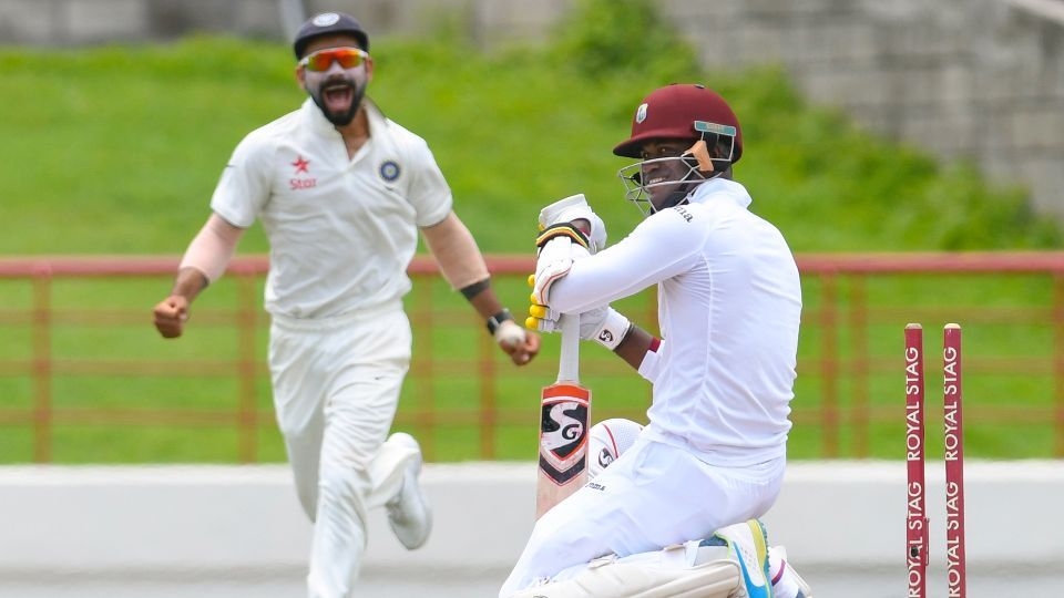 Intentful India pushed sloppy West Indies to a 237-run defeat despite losing a day's play to rain