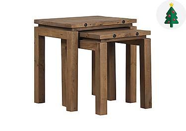 nest of tables oak nesting sets furniture village 149