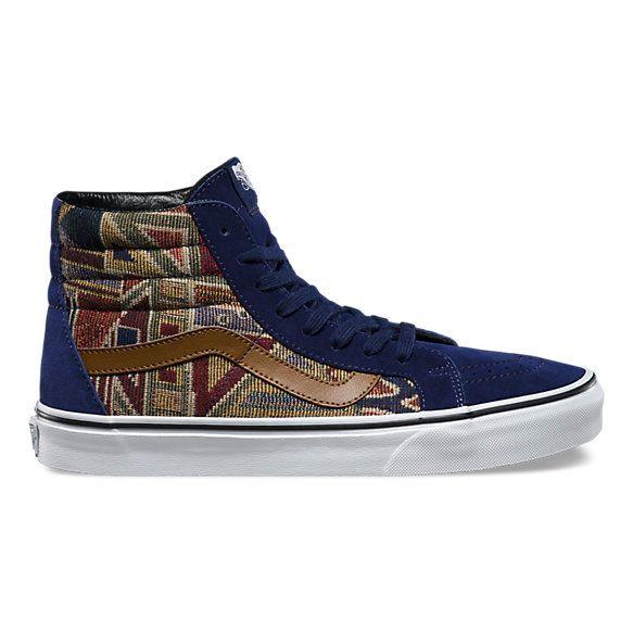 Vans Shoes - Vans Sk8-hi Reissue Shoes - (geo W... Vans Shoes - Vans Sk8-hi Reissue Shoes - (geo W... p1sfZ4Tu1