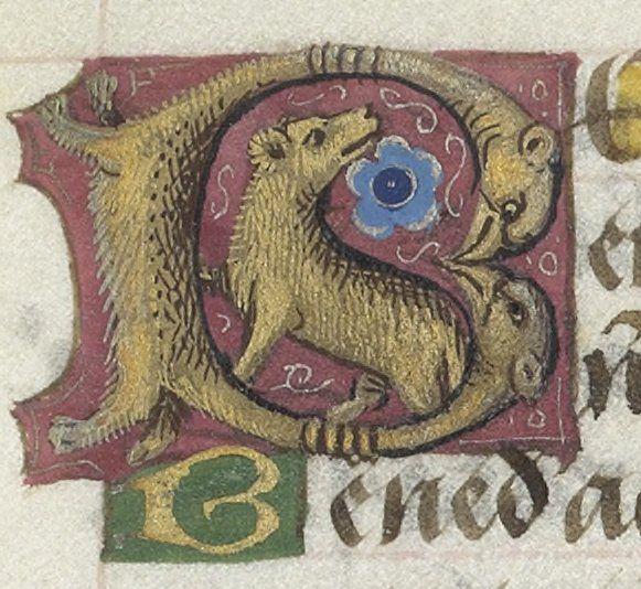 Horae Ad Usum Parisiensem. Date D'Édition : 1475-1500 Sujet