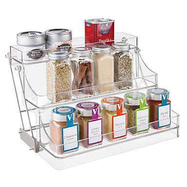 20 Off Kitchen Organization Bed Bath Beyond In 2020 Spice Containers Spice Rack Storing Spices