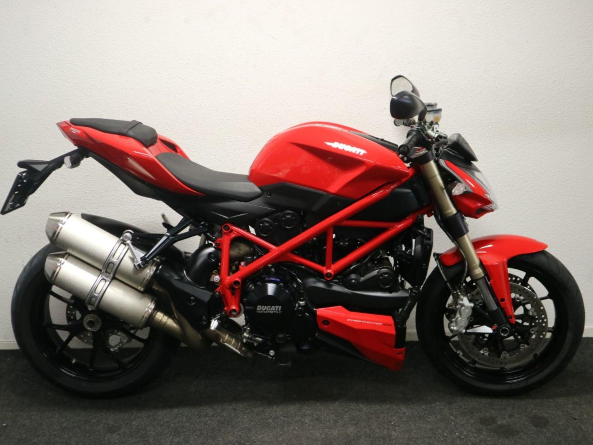Ducati Streetfighter 848 Motoroccasion Nl Ducati