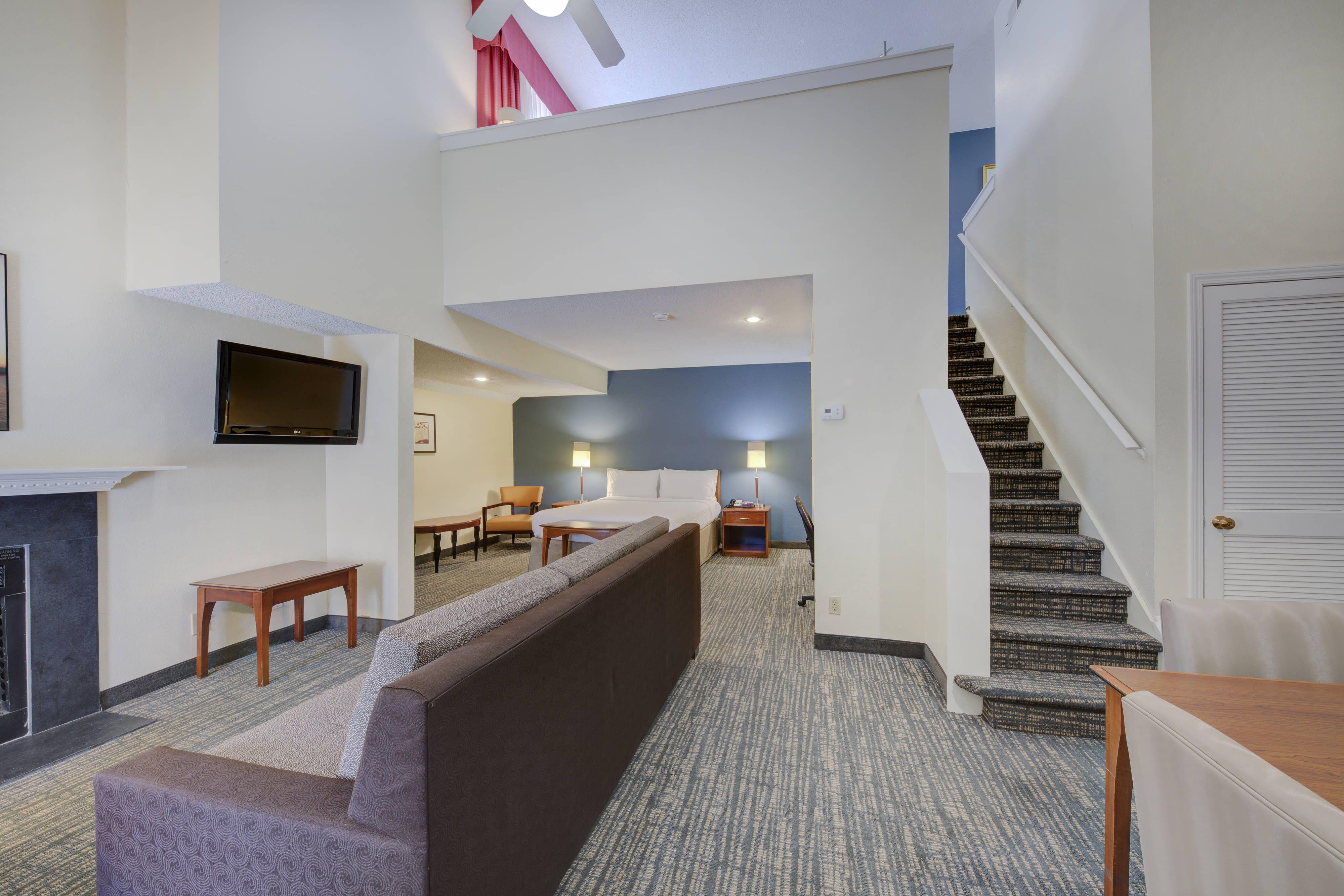 Residence Inn Raleigh Midtown Bi Level Penthouse Loft Memorable