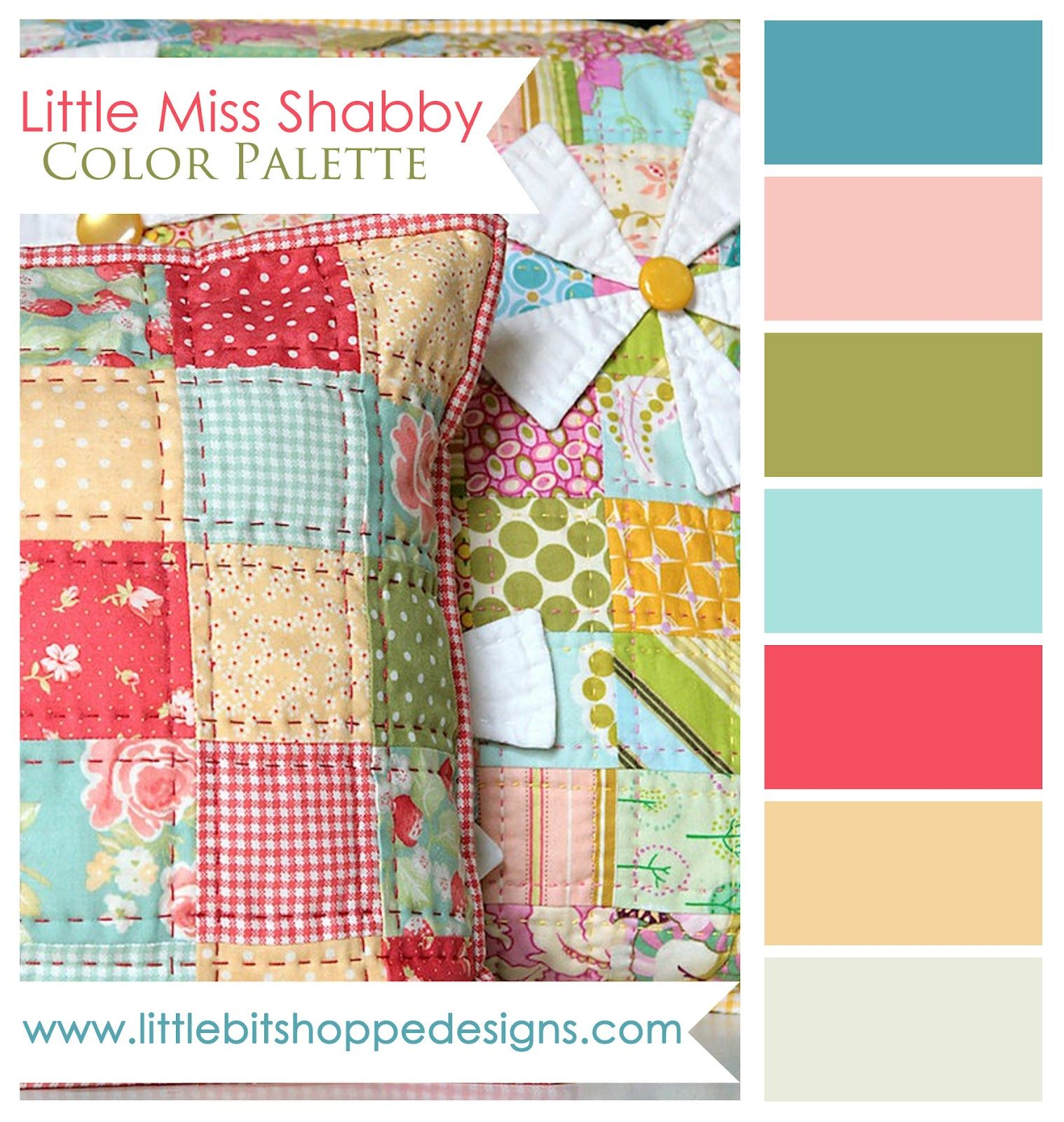 Shabby Chic Bedroom Paint Colors Little Girls Bedroom Ideas Vintage Taylor Swift Bedroom Decorating Ideas Before And After Small Bedroom Makeovers: Little Bit Shoppe Blog: I {he♥rt} Color: Little Miss