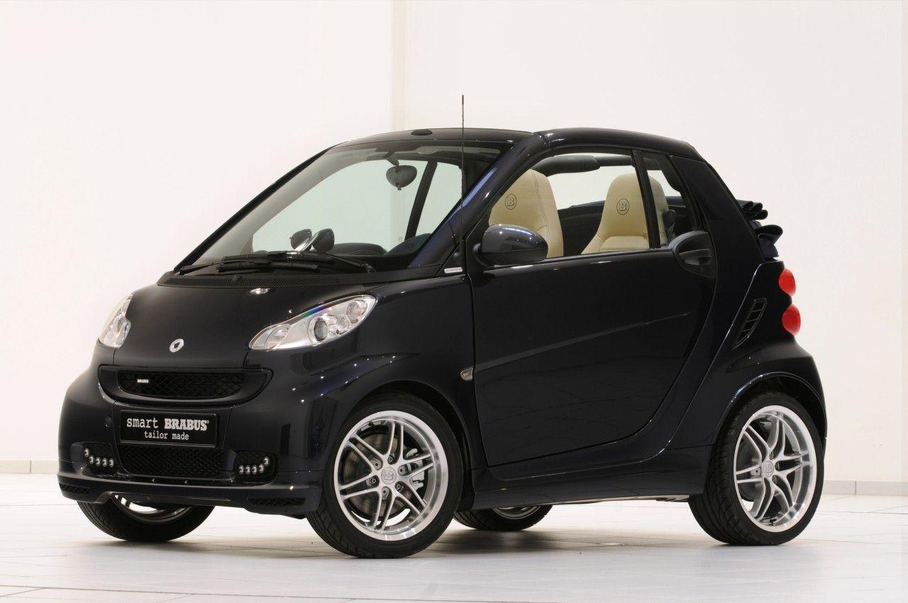 Mercedes Smart Car >> Brabus Smart Mercedes Smart Benz Smart Smart Car