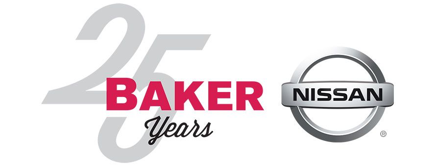Baker Nissan New And Used Nissan Dealership In Houston Tx Serving Conroe Spring Tomball Katy The Woodlands Nissan Nissan Logo Dealership