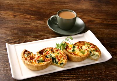 Vegetable quiche food food chef rakesh sethi pinterest food forumfinder Choice Image
